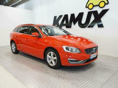 käytetty Volvo V60 D2 Business Edition A REK. 12/2014