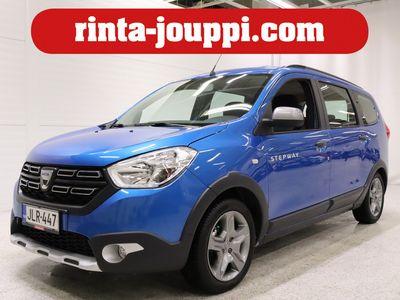 käytetty Dacia Lodgy Stepway TCe 130 7p - Välipäivien tarjous: Rinta-Jouppi Turva 0€ tähän autoon*