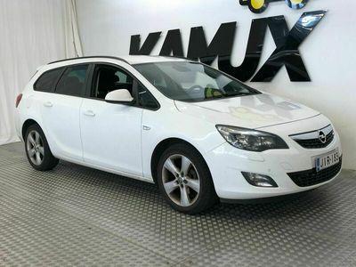 käytetty Opel Astra Sport