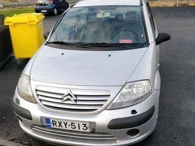 käytetty Citroën C3 henkilöauto