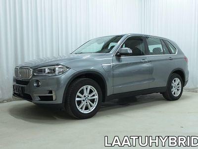 käytetty BMW X5 F15 xDrive40e A (MY16) *OIKEESTI, VERTAA HINTAA!!!*