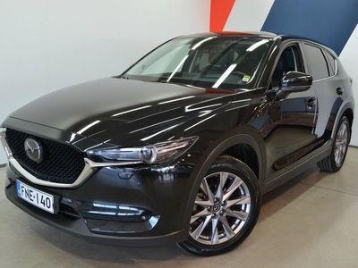 käytetty Mazda CX-5 2,5 SKYACTIV-G AWD Luxury Business Aut FR1
