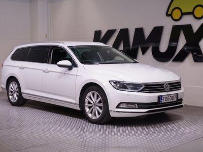 käytetty VW Passat 2.0 TSI DSG 162kw /Navi / ergocomfort / Nahkat / LED / Sähkötakaluukku yms