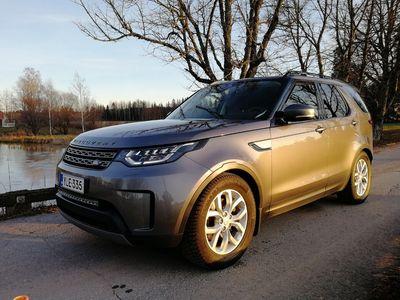 käytetty Land Rover Discovery 2,0 Td4 SE Aut