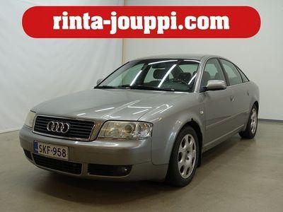 käytetty Audi A6 2,4 V6 125kW - ***KATSASTAMATON**KUNNOSTETTAVAKSI TAI VARAOSIKSI**