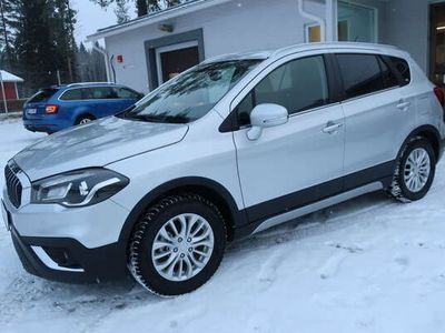 käytetty Suzuki SX4 S-Cross 112 BOOSTERJET 4WD GL+ 6AT