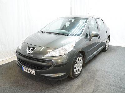 käytetty Peugeot 207 Trendy VTi 95 5-ov. Platinum / Ilmastointi / Rahoitus / Vaihto