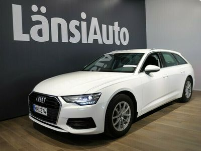 käytetty Audi A6 Avant Business Launch Edition 40 TDI MHEV S tronic, 1 omistaja, Tehdastakuu voimassa, Runsaat varust