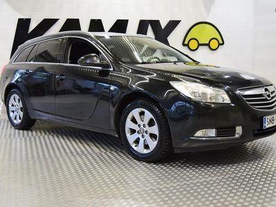 käytetty Opel Insignia Sports Tourer Edition 2,0 CDTI Ecotec 160hv A **VAKKARI**LOHKOLÄMMITIN**