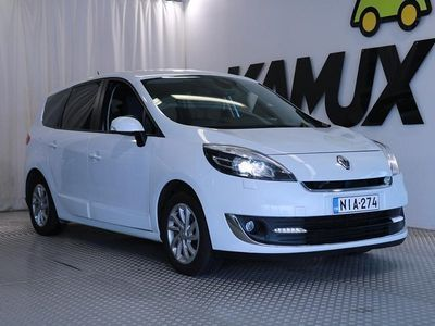 käytetty Renault Grand Scénic Energy dCi 110 6MT S&S FAP Expression