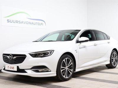 käytetty Opel Insignia Grand Sport Innovation Plus 200 Turbo A **OPC PAKETIT - WEBASTO - MUKAUTUVA VAKKARI**
