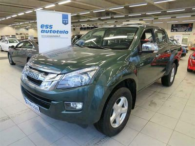 käytetty Isuzu D-Max Double Cab 3500 4WD 2,5 MT LS Two Seater