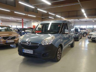 käytetty Opel Combo Van L2H1 1,3 CDTI Euro 5 Start/Stop 66kW MT5 (XIAE) - *Katsastettu 2/2021*