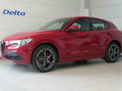 käytetty Alfa Romeo Stelvio 2,0 Bensiini 280hp AT8 AWD Veloce