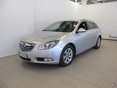 käytetty Opel Insignia SPORTS TOURER EDITION 2,0 CDTI ECOFLEX DPF 118KW M
