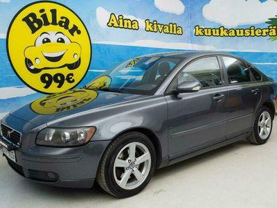 käytetty Volvo S40 2,4i Kinetic BUSINESS - *SUURI VARASTONTYHJENNYS!*
