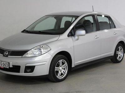 käytetty Nissan Tiida 1,6 Acenta 5MT 4-ov