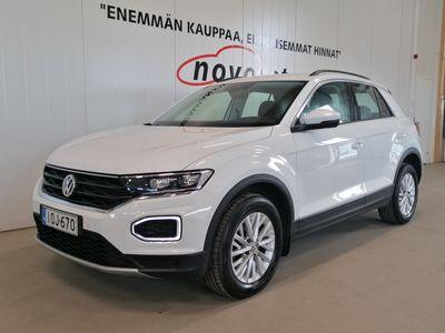 käytetty VW T-Roc Style 1,0 TSI 85 kW (115 hv) Man. *LED-AJOVALOT/WEBASTO/ACC! 1,99% KORKO, KOTIINTOIMITUS VELOITUKSETTA!*