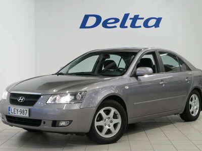 käytetty Hyundai Sonata SonataSEDAN 2.0D CRDI AUTOMATIC / Vasta