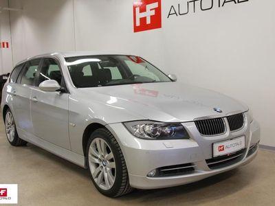 käytetty BMW 335 iA XDrive, 360hv/520Nm!!!, KEYLESS, NAVI, NAHAT, NELIVETO