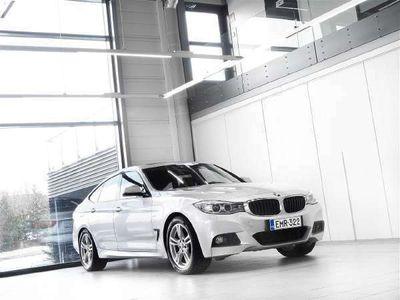 käytetty BMW 328 Gran Turismo Gran Turismo i xDrive F34 M-Sport Aut + Sport-istuimet + Navi + Webasto + BiXenon + Tutka