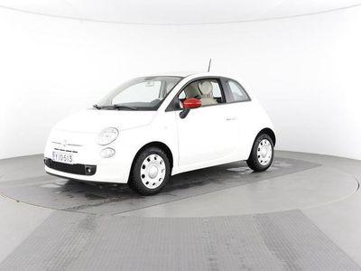 käytetty Fiat 500 Pop 1,2 8v 69hv S&S Bensiini,