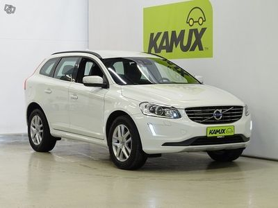 käytetty Volvo XC60 D4 AWD Momentum aut / Tulossa Ruskoon / VOC / Neliveto / Pa-lisälämmitin /