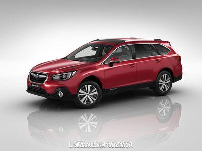 käytetty Subaru Outback 2,5i Active CVT Syksy - Heti toimitukseen, 2 x renkaat vanteineen. Kysy lisätietoja ja tarjous Tomi Karja...