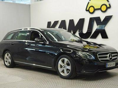 käytetty Mercedes E200 T A Premium Pro