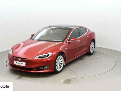 käytetty Tesla Model S *HUIPPUVARUSTEET!* 70D Facelift, AP1, CCS-lataus, Talvipaketti! Tarkastettuna, Rahoituksella, Kotiin toimitettuna!