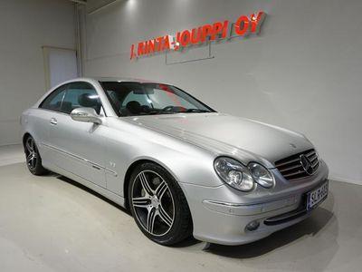 käytetty Mercedes CLK500 CLKCoupé 2ov Aut. V8