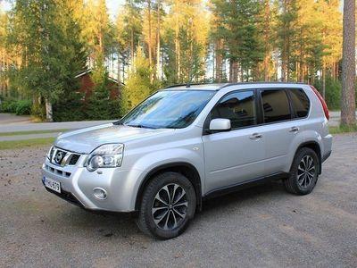 käytetty Nissan X-Trail 2.0 dCi 110 kW 4x4 2012