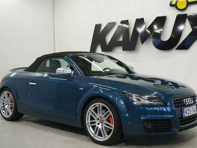 käytetty Audi TT Roadster 2,0 Turbo FSI 147 kW / S-line / Sähköisesti avautuva katto / Xenon / Hyvä huoltohistoria /