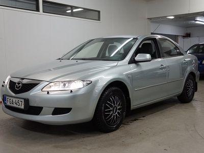 käytetty Mazda 6 2,0 Elegance AT 4d