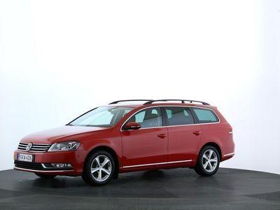 käytetty VW Passat Variant Comfortline 2,0 TDI 103 kW (140 hv) BlueMotion Technology DSG-aut | Rahoitustarjous 2,9 % +