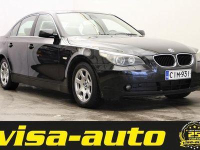käytetty BMW 520 i 4d E60
