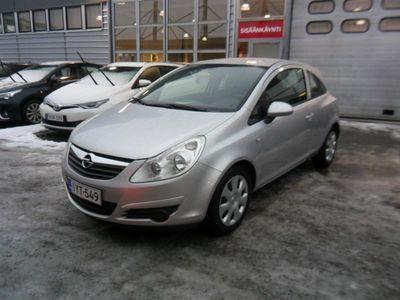käytetty Opel Corsa 3-ov Enjoy 1,2 Twinport 59kW/80hv M5
