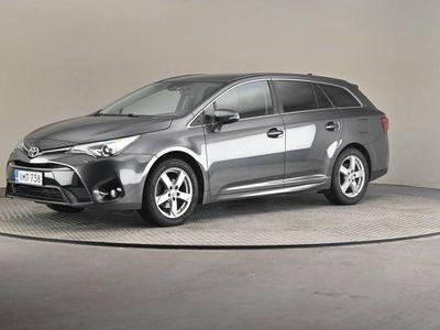 käytetty Toyota Avensis Touring 1.8 Valvem Edition Business Multidrive S -Vetokoukku, Navi-