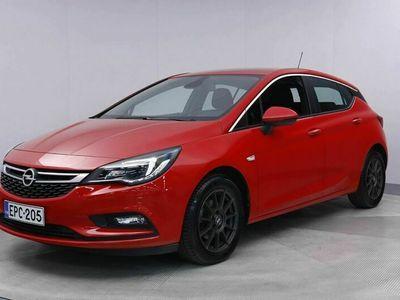 käytetty Opel Astra 5-ov Enjoy 1,0 Turbo ecoFLEX Start/Stop 77kW MT5 / Enjoy More -paketti / TUTKAT / AUTOM.ILMASTOINTI