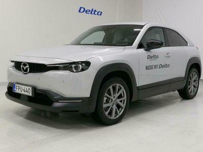 käytetty Mazda MX30 35,5 kWh e-Skyactiv First Edition B *Kaikkiin vaihtoautoihin korko vain 0,49%+kulut Huoltorahalla!