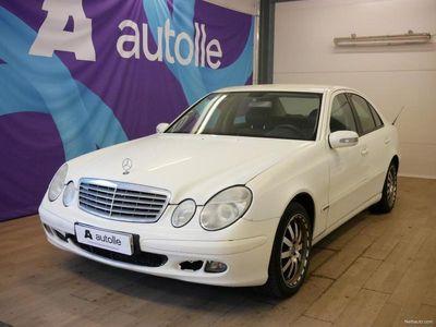 käytetty Mercedes E200 CDI 4d A