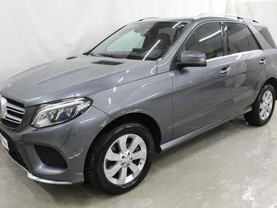 käytetty Mercedes GLE350 d 4Matic*AMG-Styling*Vetokoukku*Comand*Distronic*LED ILS-valot*Peruutuskamera* - Näyttävä nelive