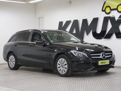 käytetty Mercedes C200 d T A Premium Business / Navi / Sport-istuimet / Peruutuskamera /