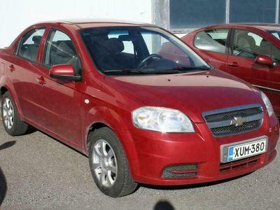 käytetty Chevrolet Aveo 1.4 LS Star 4-ov AC