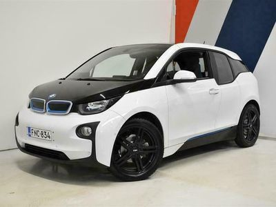 käytetty BMW i3 i3Sedan (AA) 4ov 647cm3 ***REX***