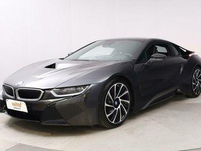 käytetty BMW i8 IONIC SILVER