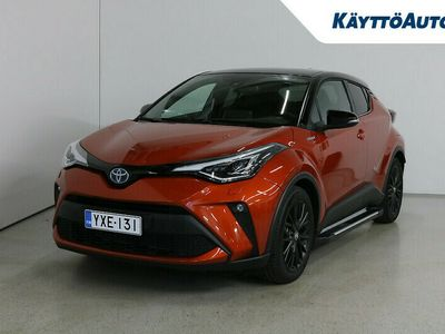 käytetty Toyota C-HR C-HR 2,0 Hybrid Limited Launch Edition - **Todella upeahuippuvarusteilla**