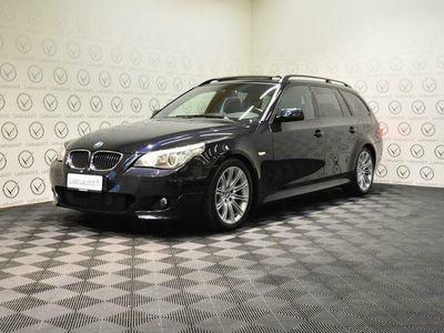 käytetty BMW 535 E61 Lci Touring M-Sport - Korko 1,89%, Rahoitus jopa ilman käsirahaa! Huippuvarusteet, Aktiivi Cruise, Hifi, Navi, Nahat, Panorama Yms Yms.