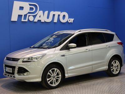 käytetty Ford Kuga 2,0 TDCi 180 hv PowerShift AWD A6 Titanium 5-ovinen - 1000€:sta S-bonusta* Korko 0,99%**, 72 kk, ilman käsirahaa