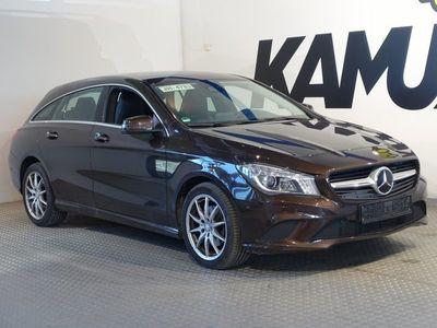 käytetty Mercedes CLA220 Shooting Brake CDI A // Adapt vakkari // Blind Spot // Airmatic // Sporttipenkit //